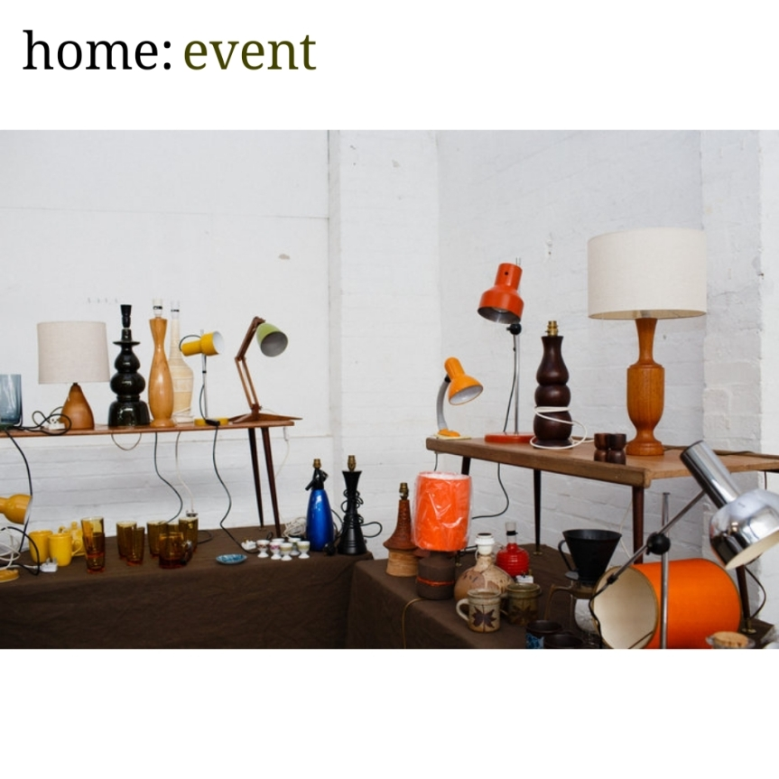 home: event [ Hackney Flea Market ]