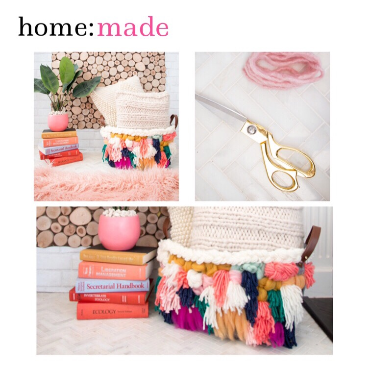home: made [ basket ]