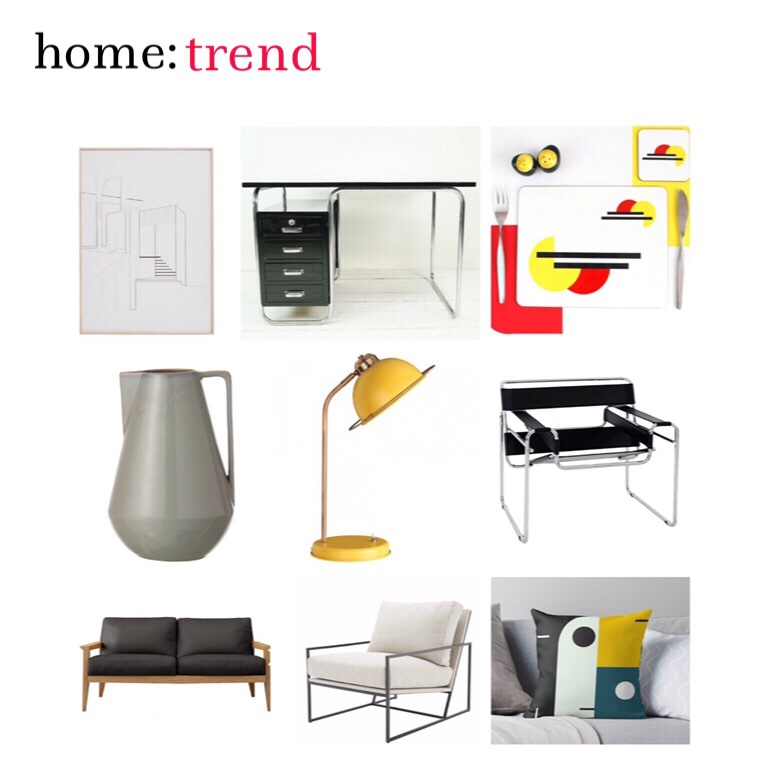 home: trend [ Bauhaus]