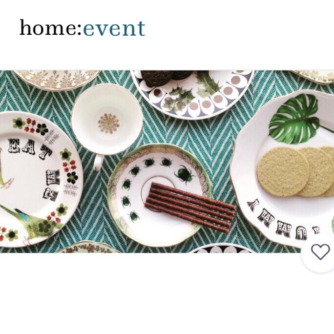 home: event [ vintage plate up cycling ]