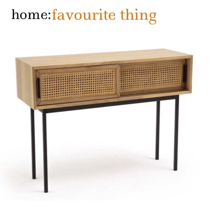 home: favourite thing [ console]