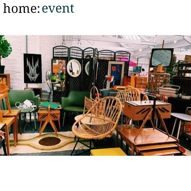 home: event [ Vintage Furniture Flea ]
