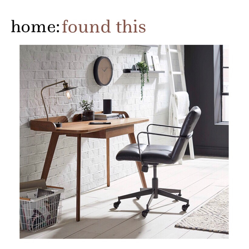 home: found this [ desk]