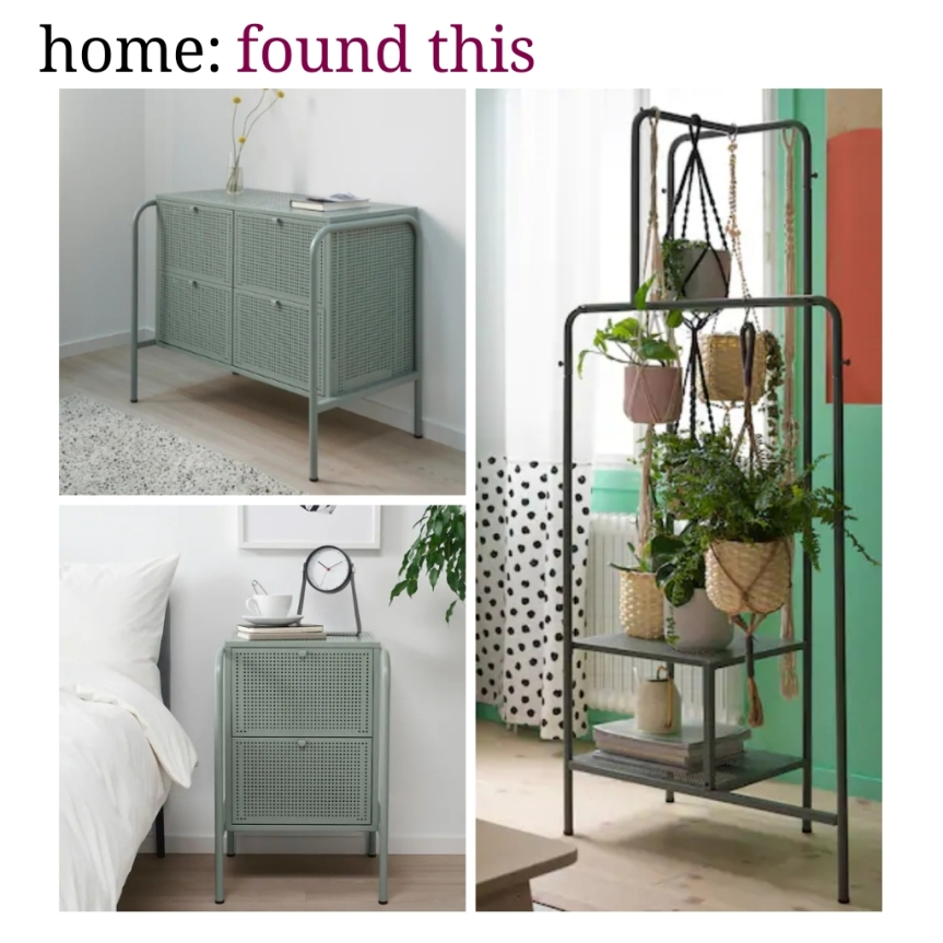 home: found this [ NIKKEBY – IKEA ]