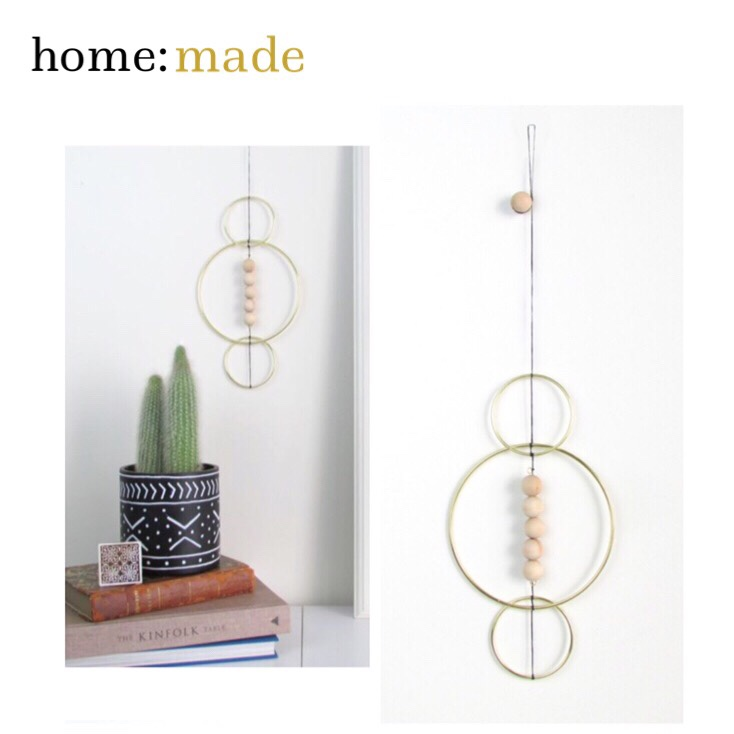 home: made [ wall hanging ]