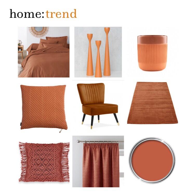 home: trend [ terracotta]
