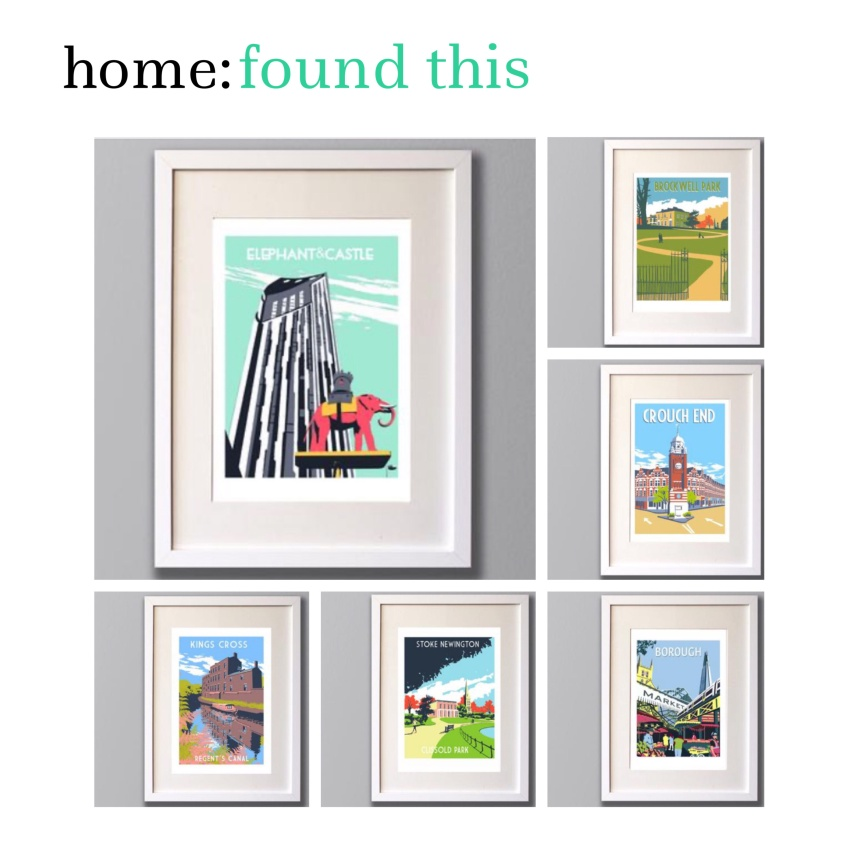 home: found this [ Red Faces Prints ]