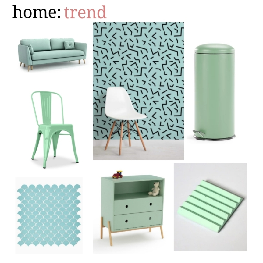home: trend [ neo mint ]