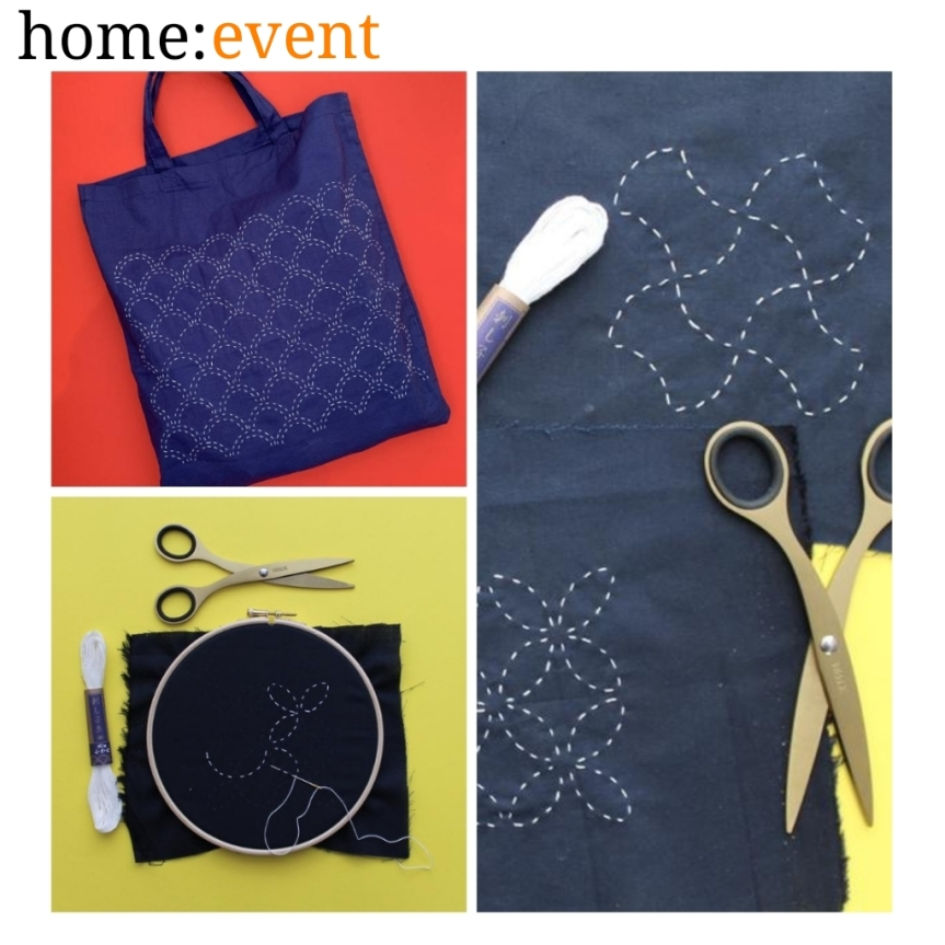 home: event [ embroidery workshop ]
