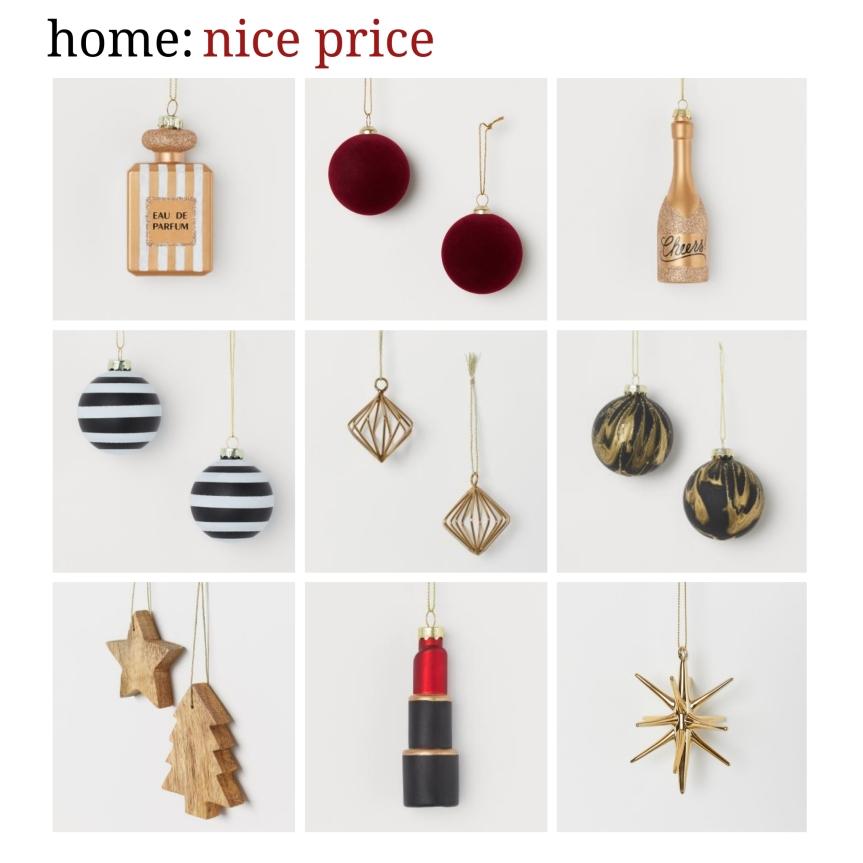 home: nice price [ Christmas decorations]