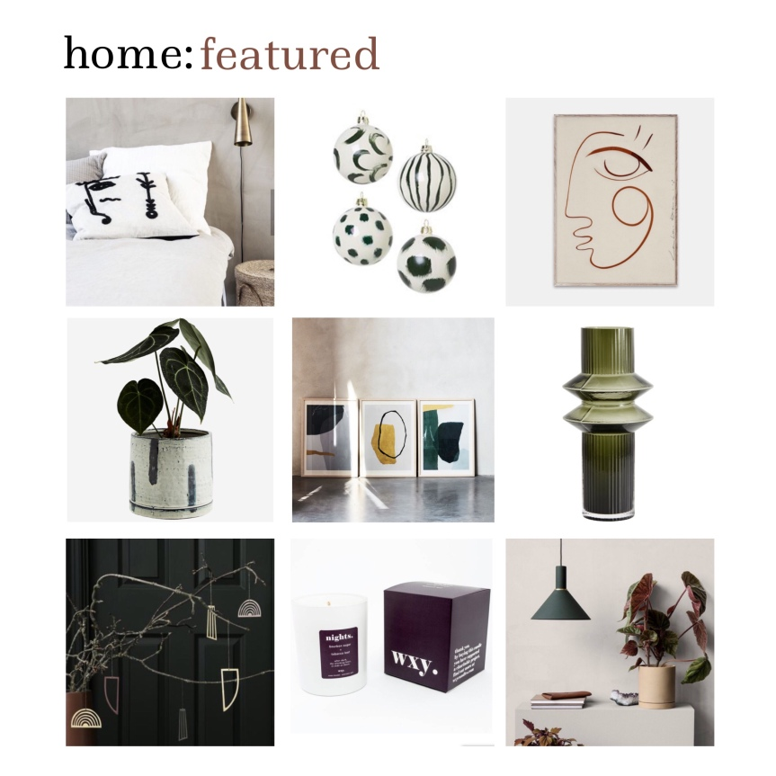home: featured [ Just Maison ]