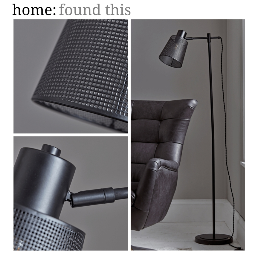 home: found this [ floor lamp ]
