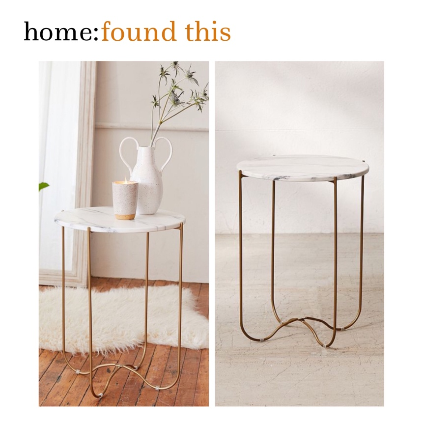 home: found this [ side table]