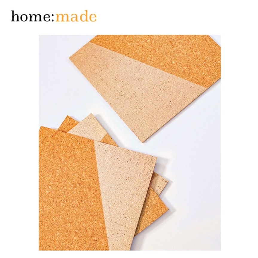 home: made [ table mats ]