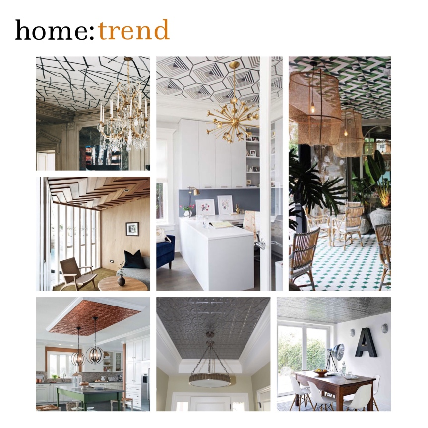 home: trend [ statement ceilings ]