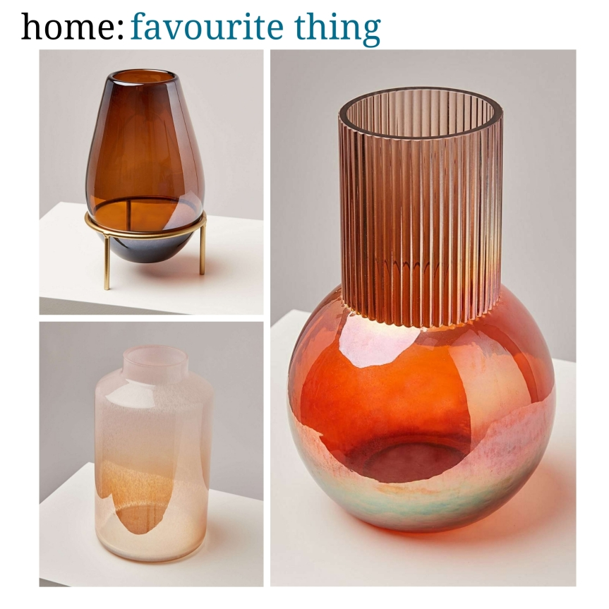 home: favourite thing [ vases ]