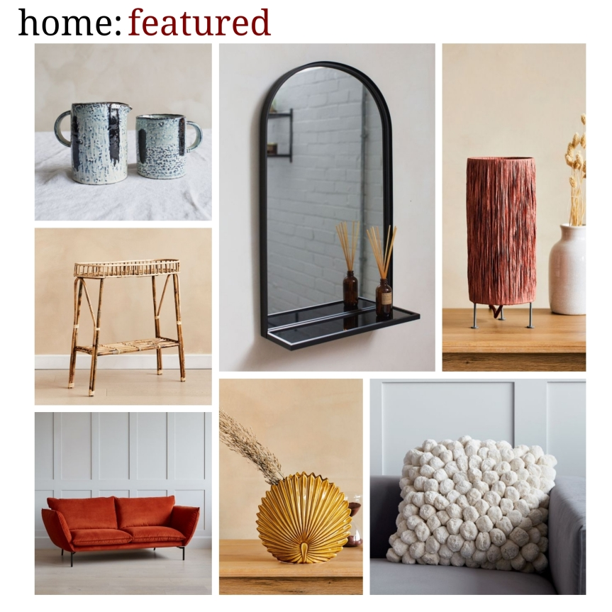 home: featured [ Rose & Grey ]