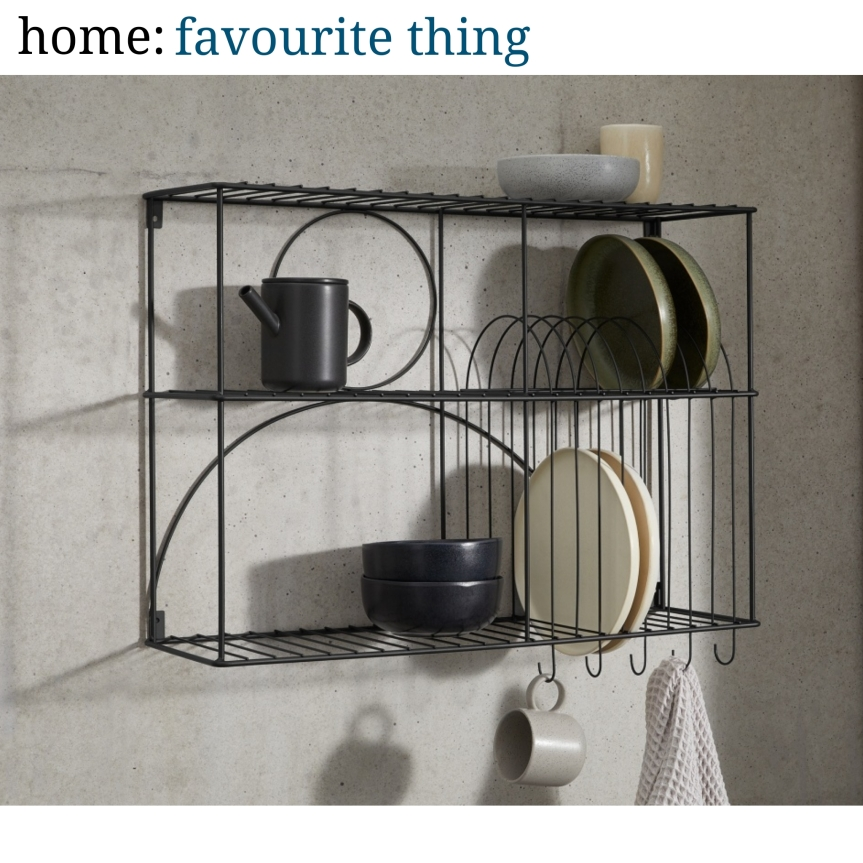 home: favourite thing [ kitchen storage rack ]