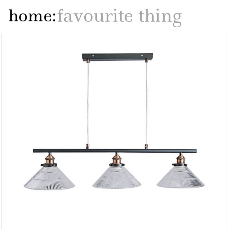 home: favourite thing [ lighting ]