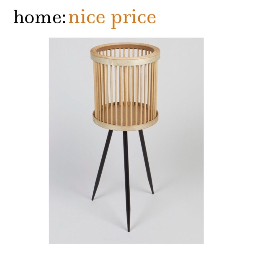 home: nice price [ bamboo planter ]