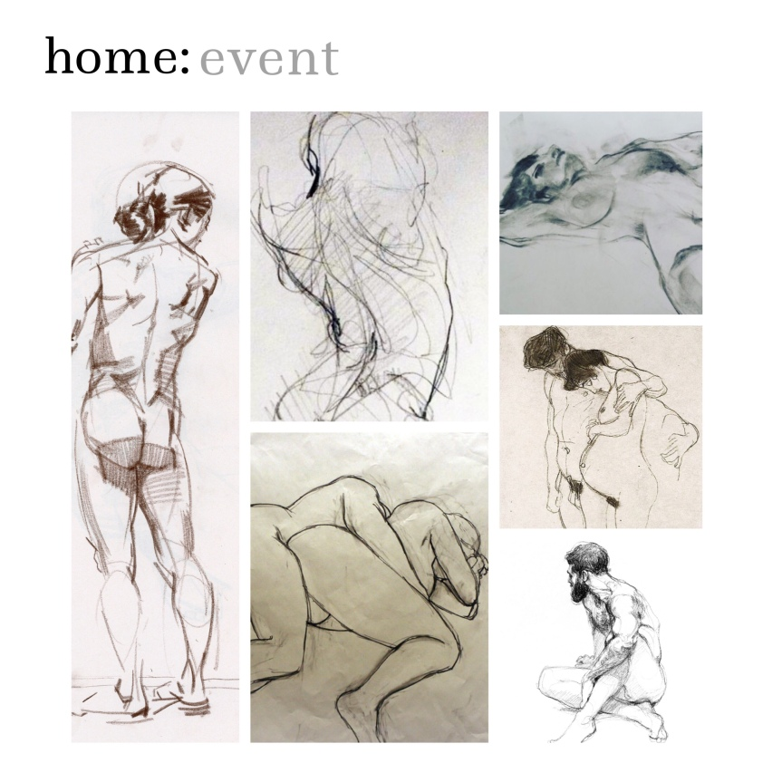home: event [ life drawing ]