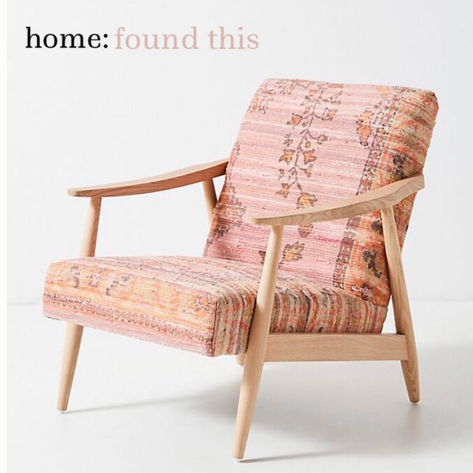 home: found this [ armchair ]