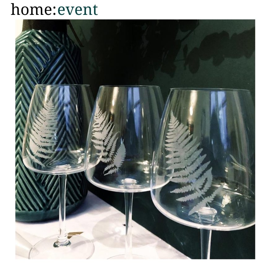 home: event [ glass etching workshop ]