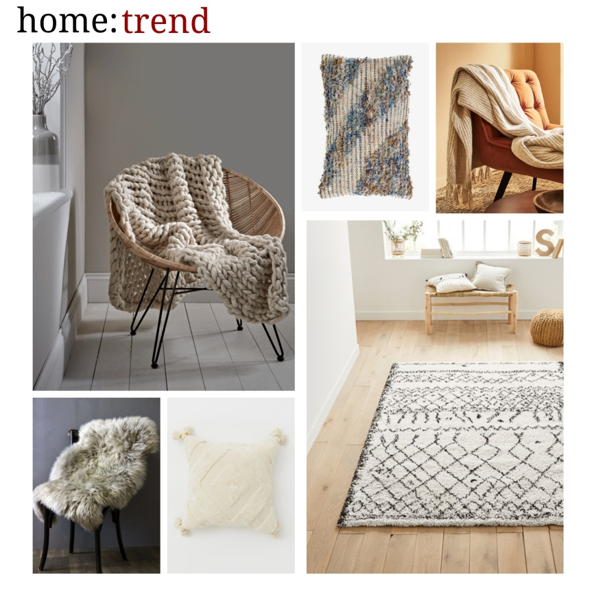 home: trend [ deep pile ]