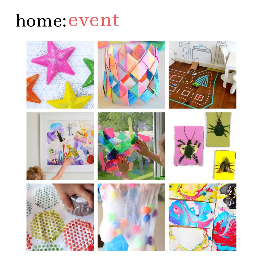 home: event [ home crafts ]