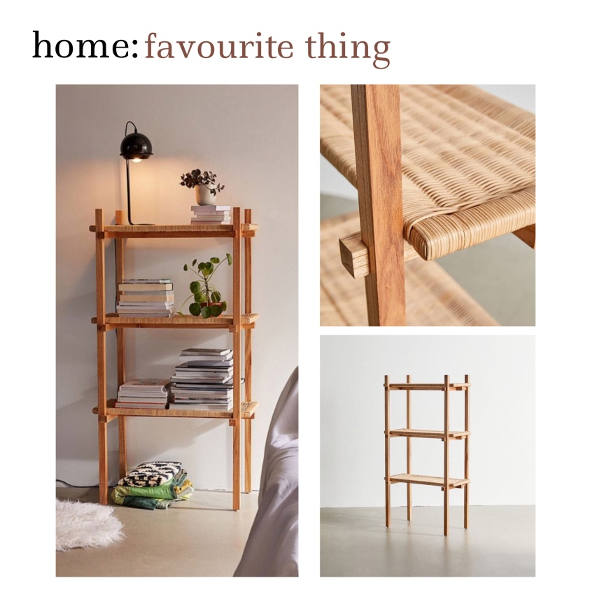 home: favourite thing [ bookshelf ]
