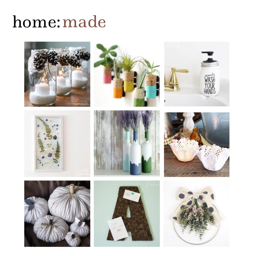 home: made [ home crafts ]