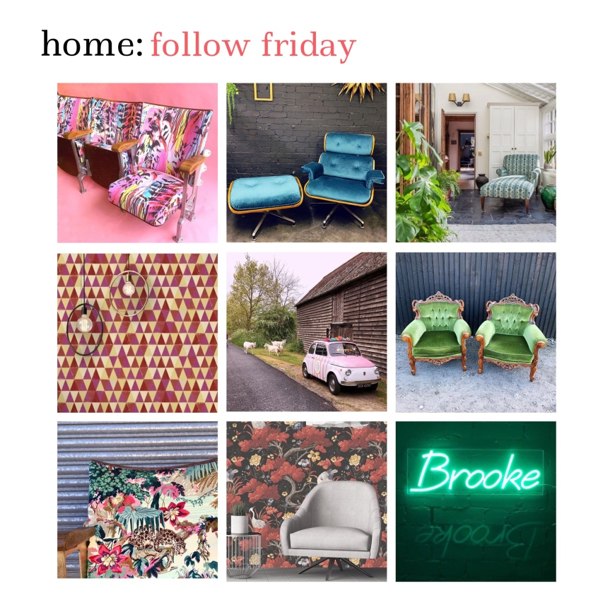 home: follow Friday [ Joyful Home Company ]