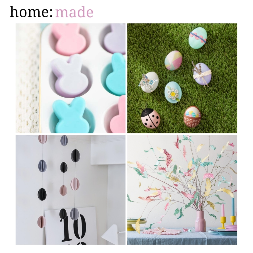 home: made [ Easter crafts ]