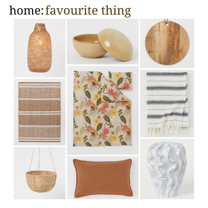 home: favourite thing [ H&M Home ]