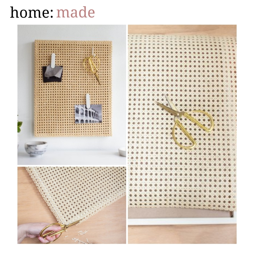 home: made [ memo board ]