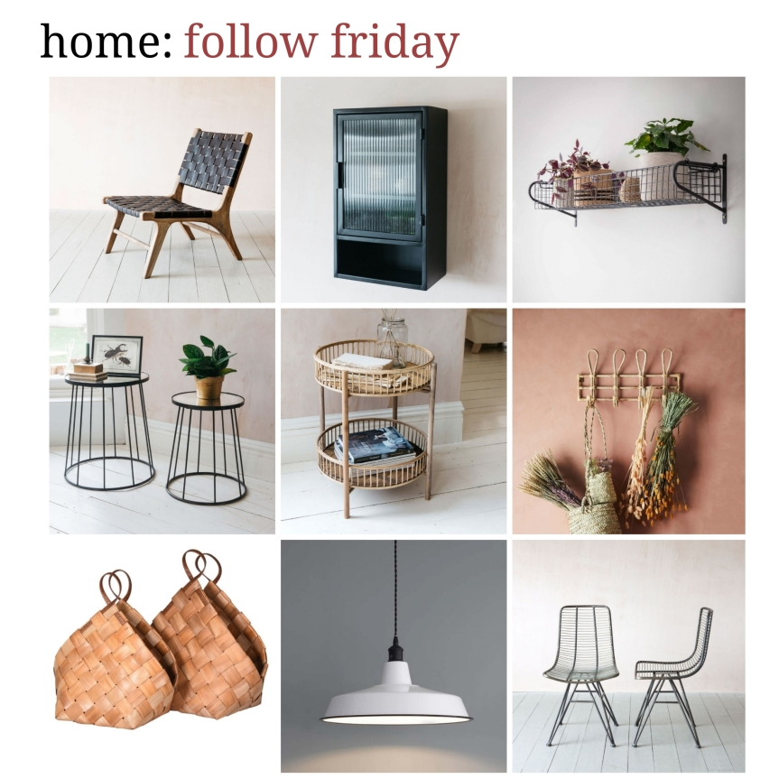 home: follow friday [ Graham & Green ]
