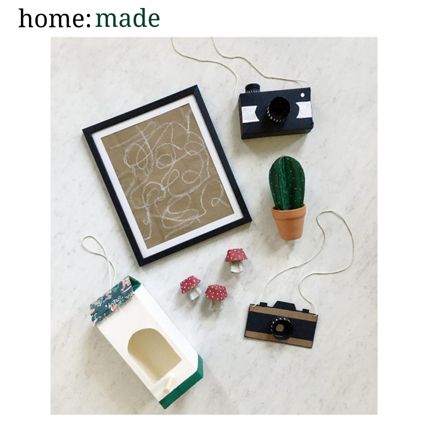 home: made [ kids crafting]