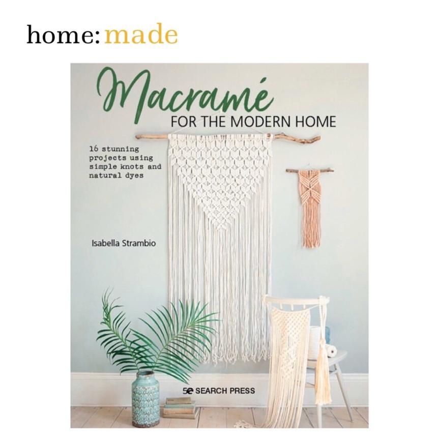 home: made [ macrame]