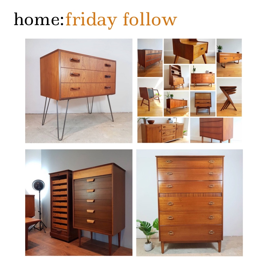 home: friday follow [ The Retro Bee ]