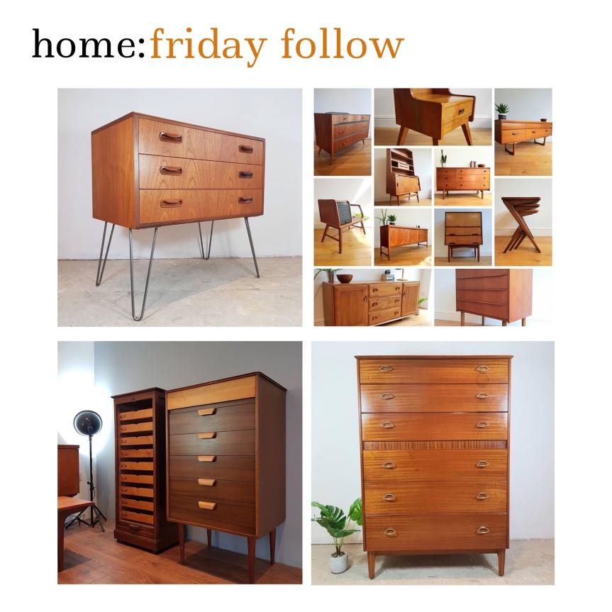 home: friday follow [ The Retro Bee]