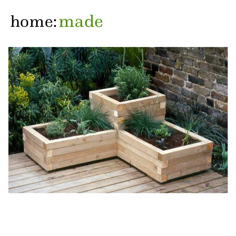home: made [ planter ]