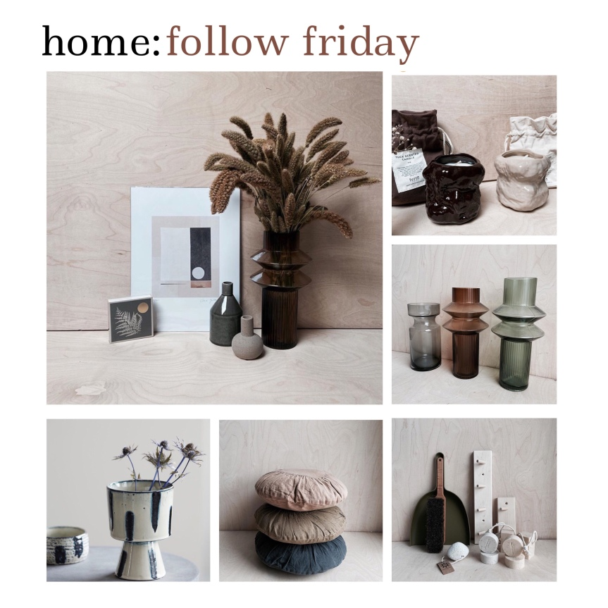 home: follow friday [ just maison ]