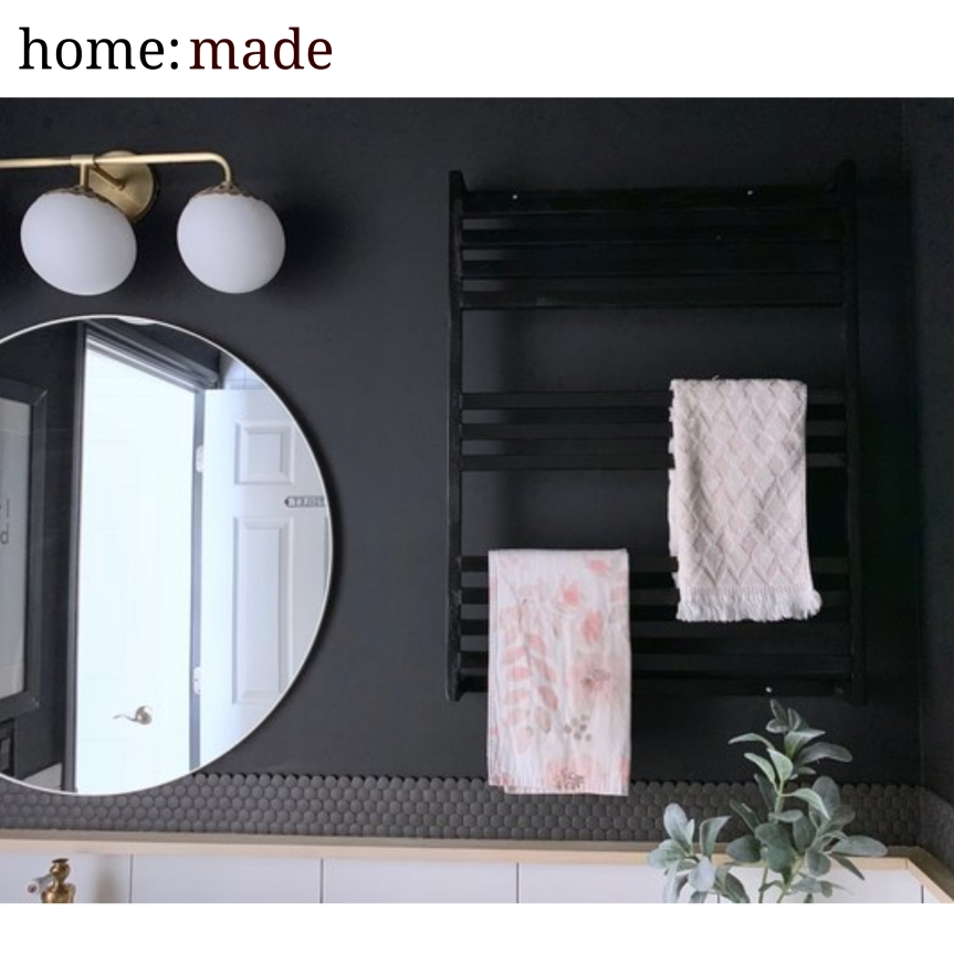 home: made [ towel rail ]