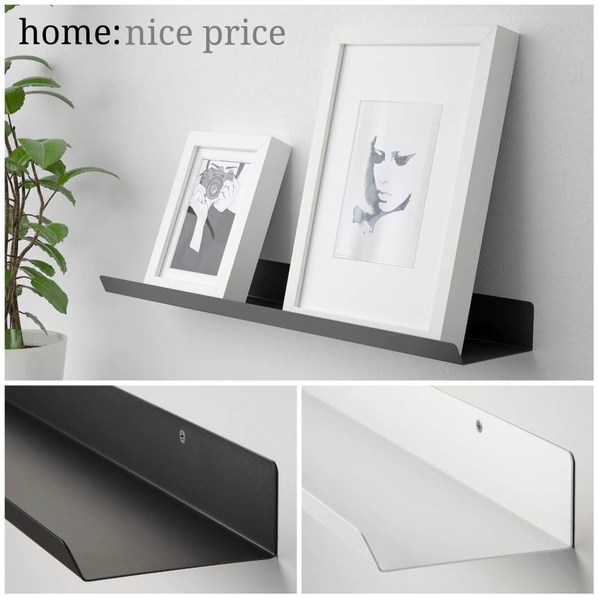 home: nice price [ IKEA shelving ]