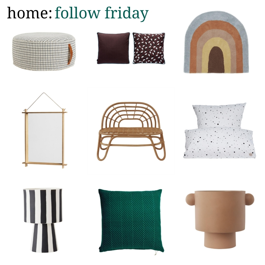home: follow friday [ OYOY ]