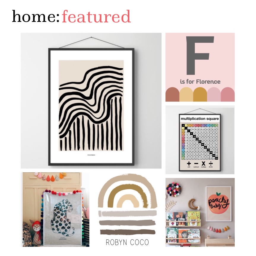 home: featured [ Wonder and Rah]