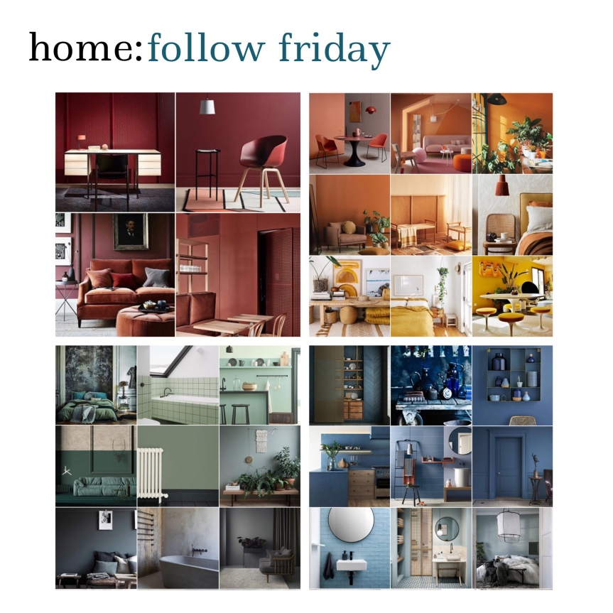 home: follow friday [ Paint This Pad]