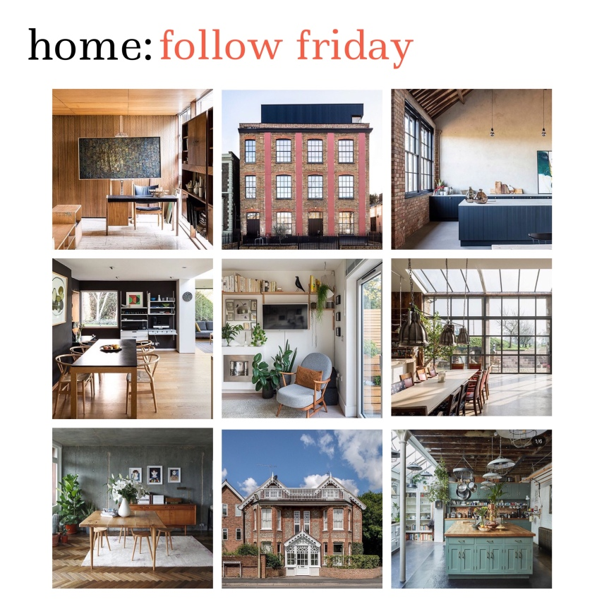 home: follow friday [ The Modern House ]