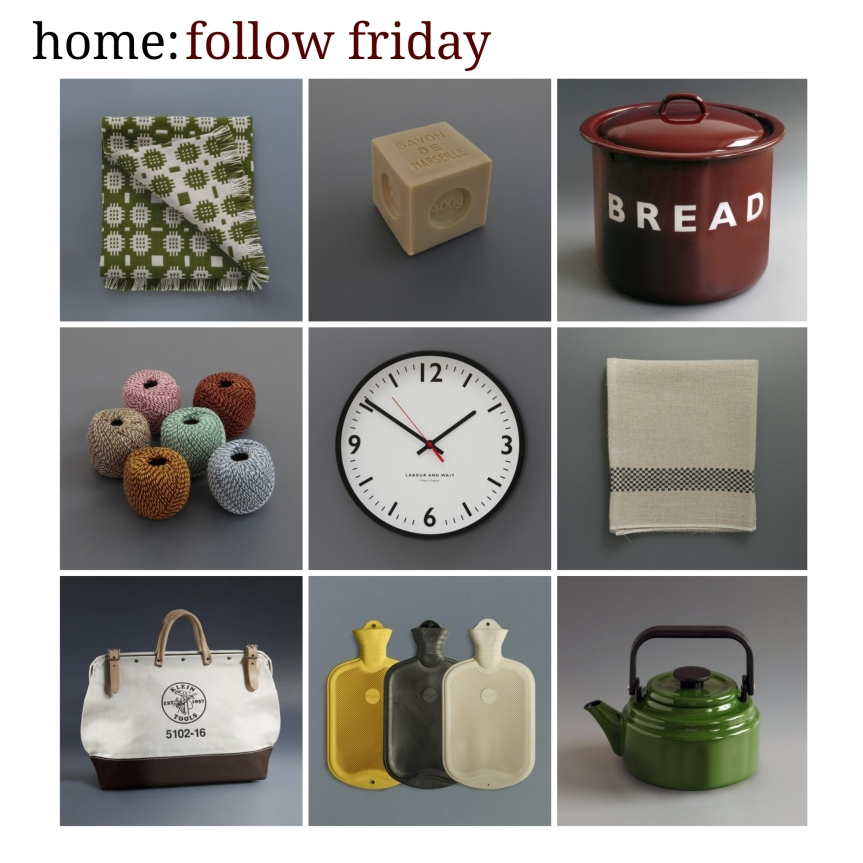 home: follow friday [ Labour & Wait]