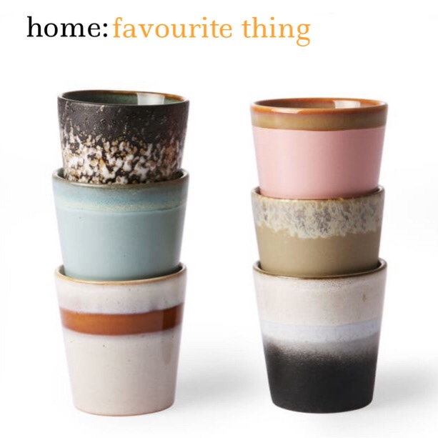 home: favourite thing [ cups ]